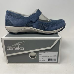 New Dansko Hennie Suede Shoes 39